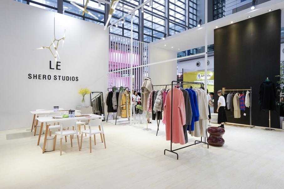2018时尚深圳展现场直击,LE带你穿梭时尚之境