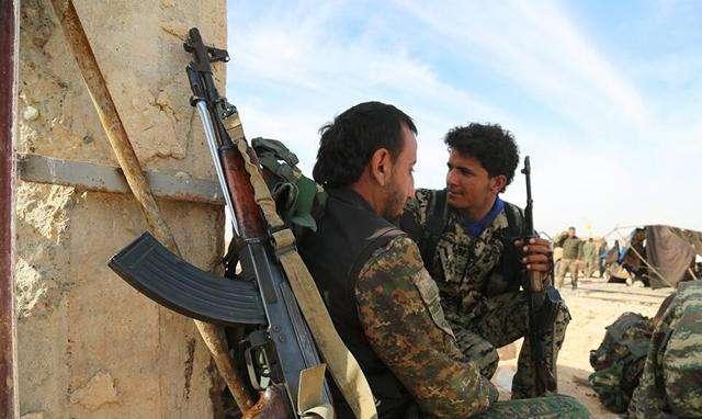 """[原创]为报复美国,叙利亚内部走向""""统一"""""""
