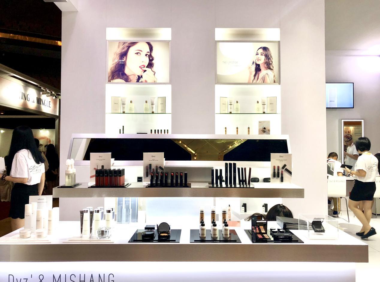 各大国际品牌惊喜亮相马来西亚COSMOBEAUTE美容展,会碰撞出怎样的火花?
