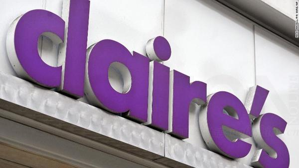 私募基金Oaktree预计将收购破产品牌Claire's