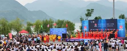 寻找古镇老味道 体验钓鱼新风尚:2018中国舟钓路