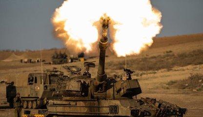 """[原创]弱势方的抵抗,巴勒斯坦""""飘炸""""以色列点火种"""