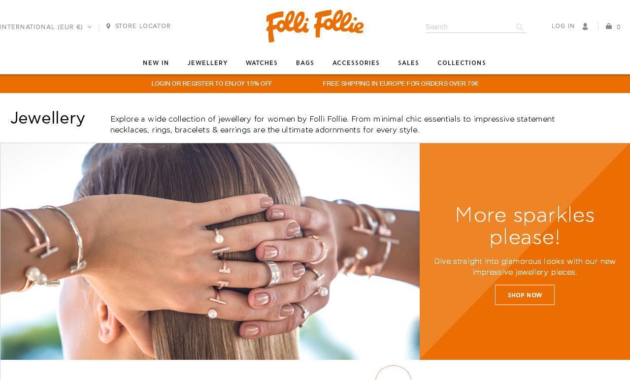 """深陷财务风波的希腊珠宝龙都国际娱乐 Folli Follie 获得法庭资产保护令,以""""保障顺利进行重组"""""""