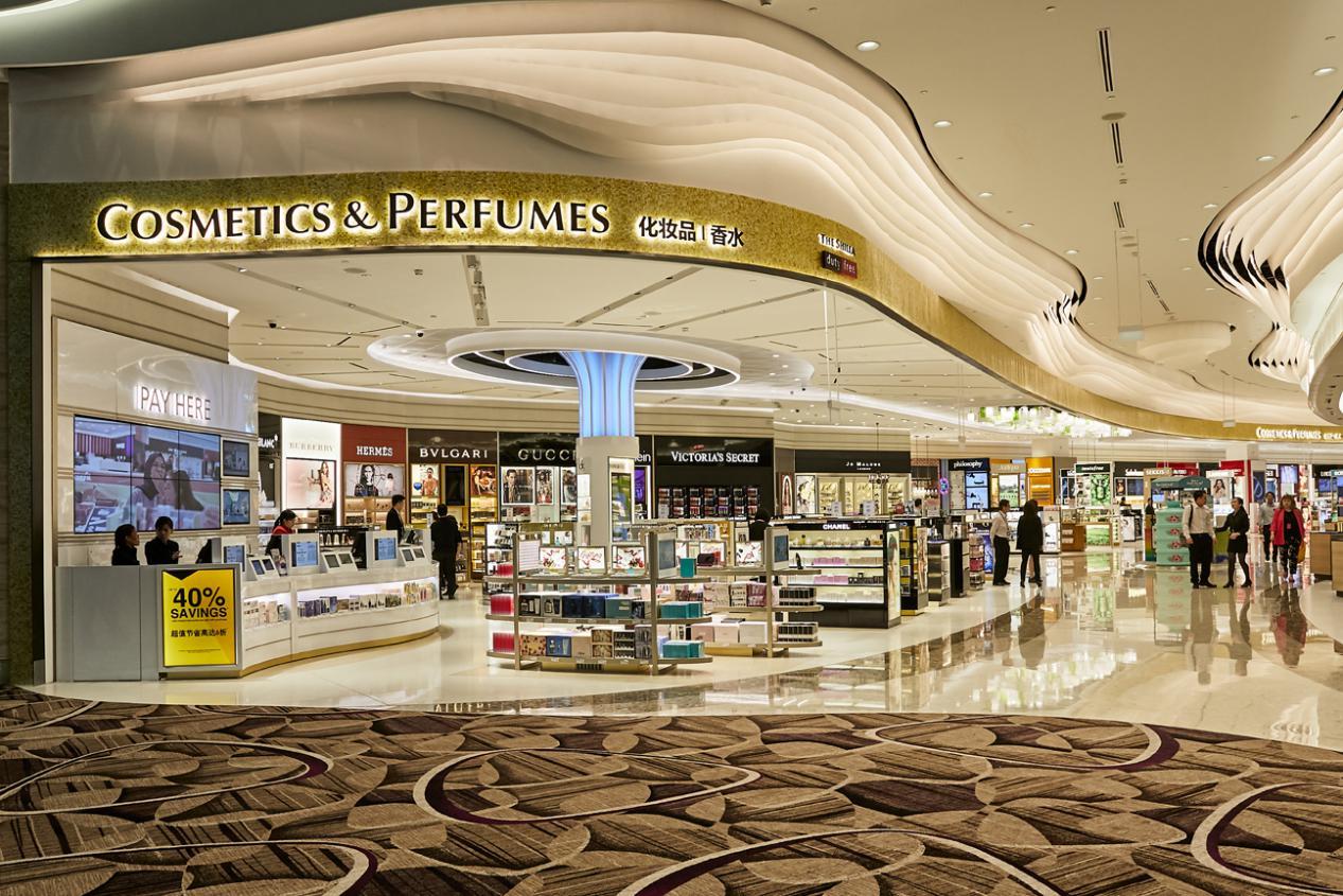 更多旅行需求,尽在新加坡新罗免税店