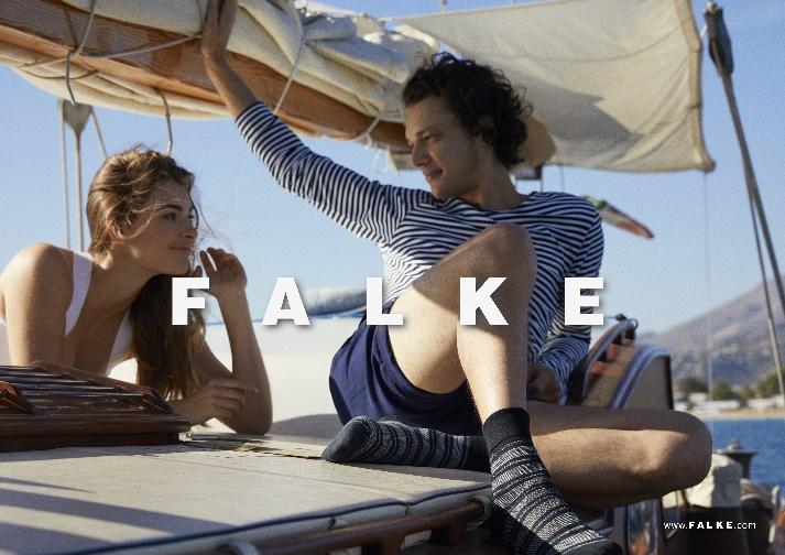 FALKE鹰客男袜提高生活品味 彰显生活态度