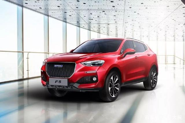 哈弗发布首款紧凑级SUV车型F5 将于9月上市