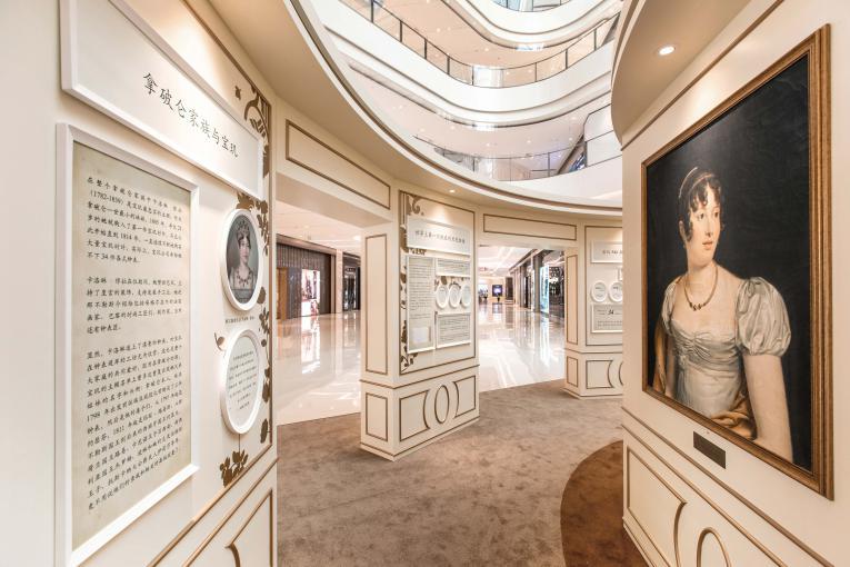 宝玑那不勒斯王后系列全国巡展 再现史上首枚腕表传奇