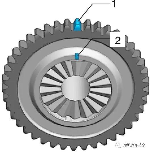 ea888发动机正时链条安装(对正时)操作要点_凌凯汽车