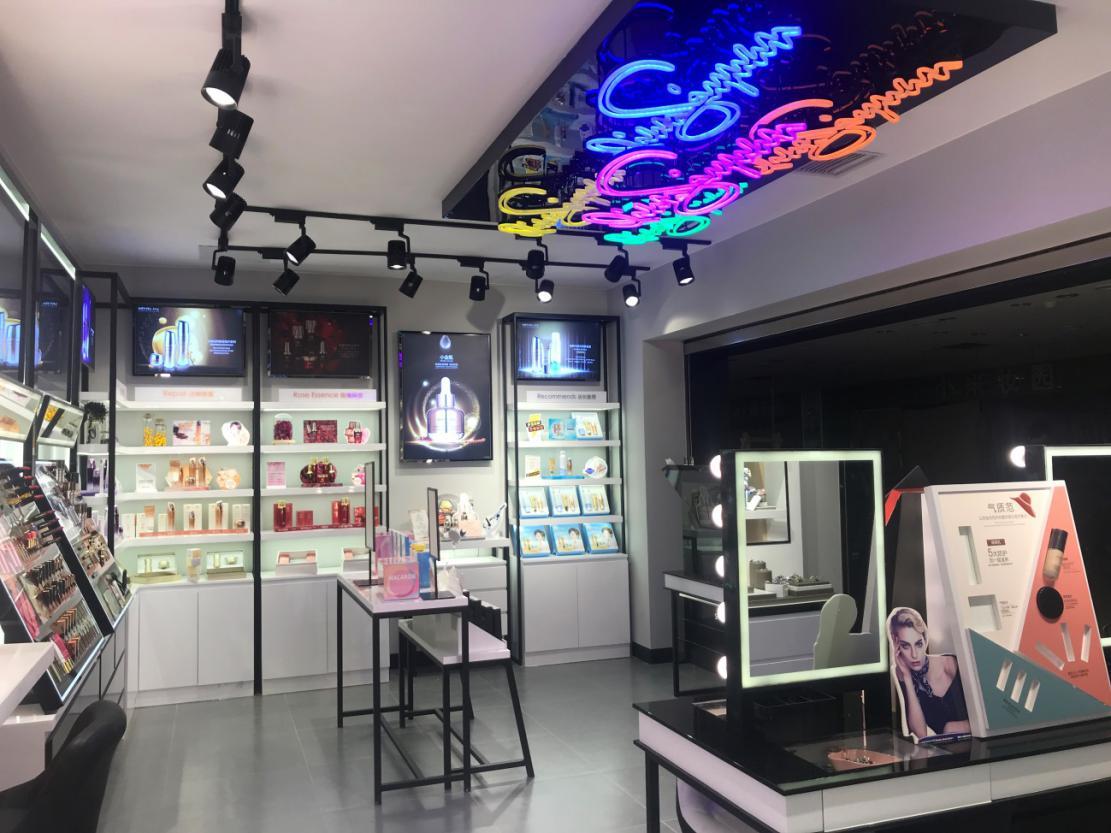 仟丝缘店铺形象全新升级 开创全球私人化妆间
