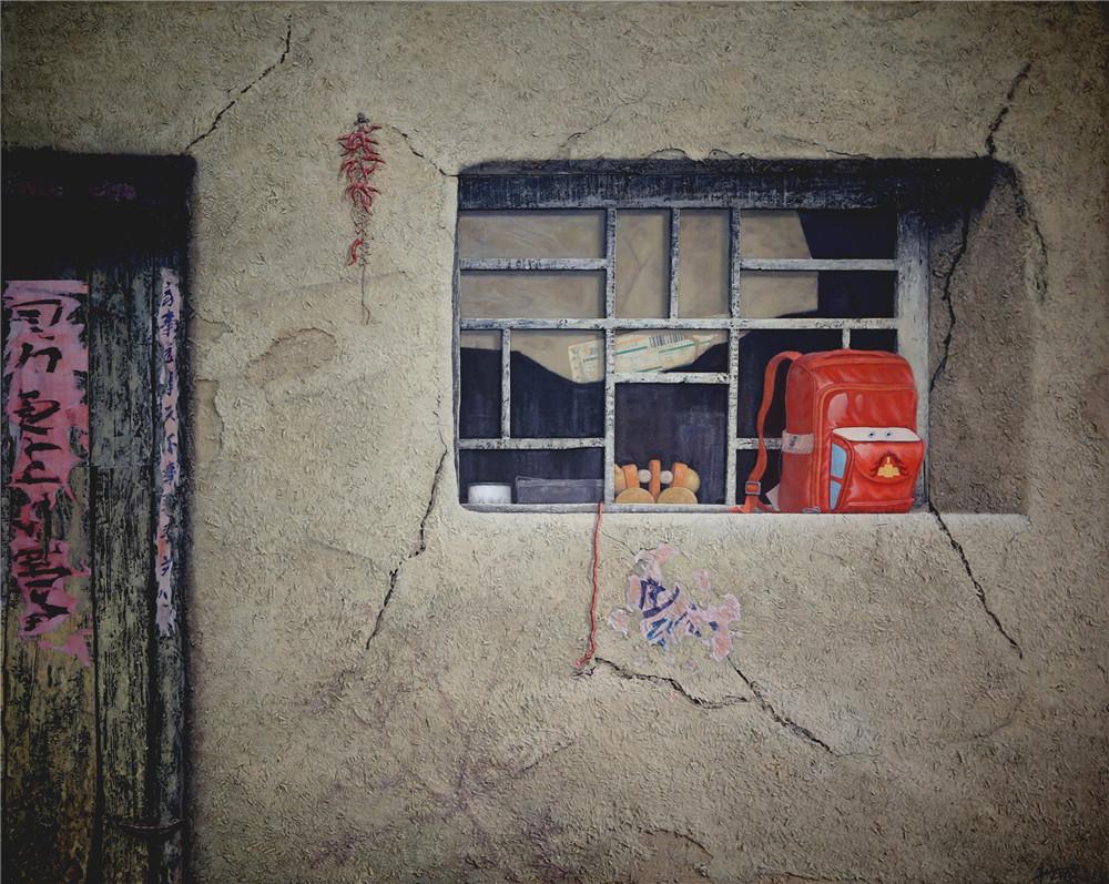 远去的乡音:油画名家朱广波艺术创作