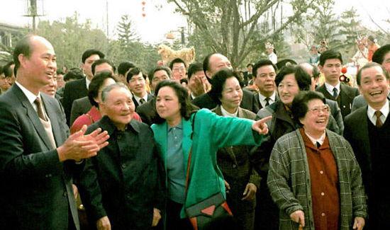 【致敬40年】不忘伟人殷殷嘱托,今天,让我们再道一句:小平,您好!