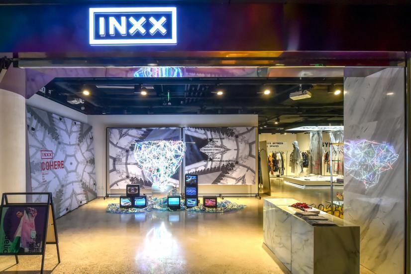 INXX COHERE艺术潮流概念店正式启动,音乐唱作人刘柏辛Lexie、新晋演员黄靖翔前来助阵