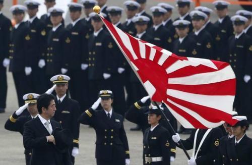 """日本强调太空军事化,安倍难道想""""上天""""?"""