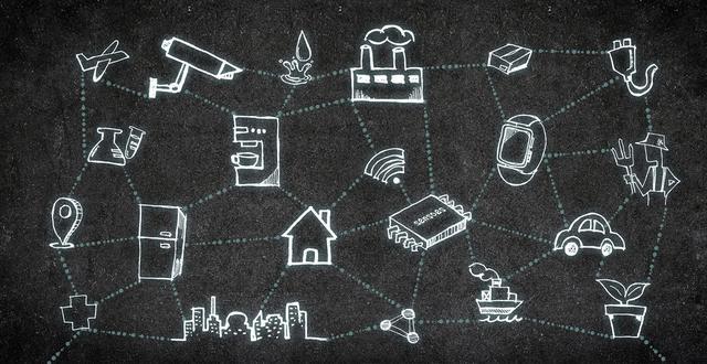 经济下行的当下,万物互联的今天,企业应该有点连接思维