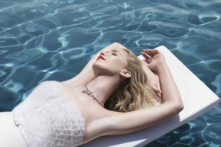 Dior迪奥全新香氛JOY by Dior上市发布