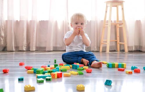 如何让宝宝更聪明 小米大颗粒积木正式发售