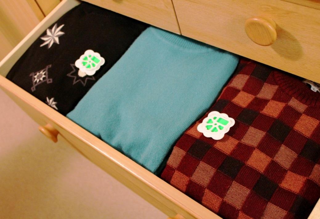 衣柜是螨虫的天堂,保护重要衣物的最强武器KINCHO金鸟GONGON防虫防蛀片剂