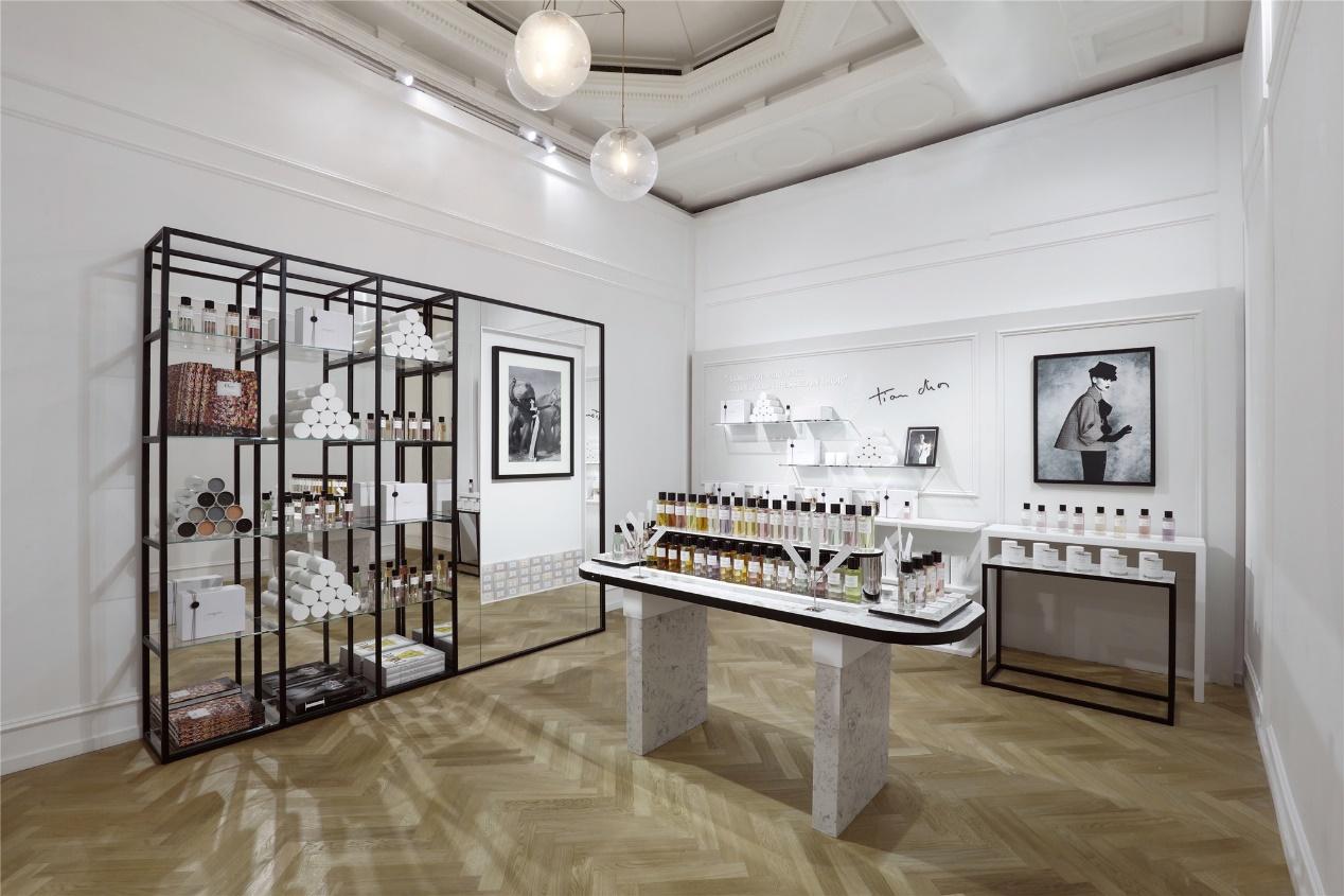 Dior迪奧香氛世家上海啟幕 優雅演繹純正法式生活美學