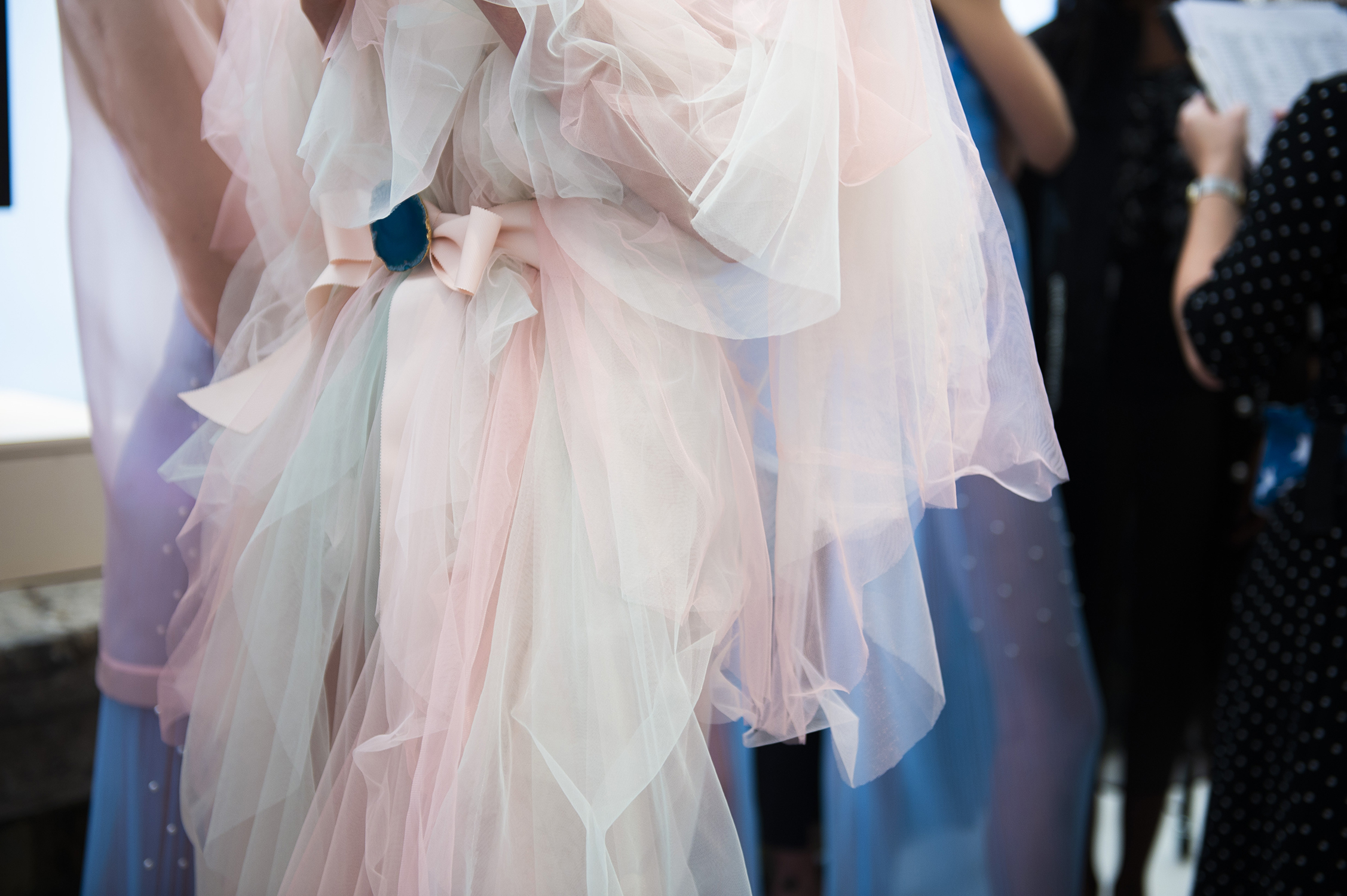 华裔设计师张卉山:京东时尚带来中国时尚设计师的黄金时代