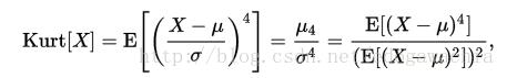 独立成分分析 Independent Component Analysis/ICA 人工智能算法大全_AI算法 第5张