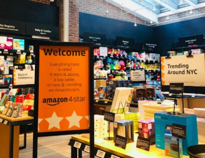 亚马逊开特级商品店:只卖评价4星Up的产品,这商业模式太猛了