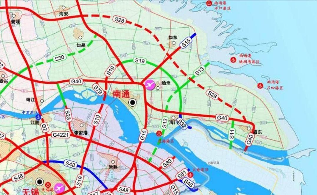 省政府规划全文公布:江苏将建沿江城市群城际铁路网!南通有重大利好!