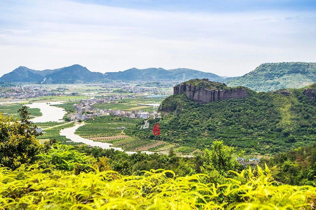 山水画,江南韵,海上仙子国……这才是中国最美的田园风光!