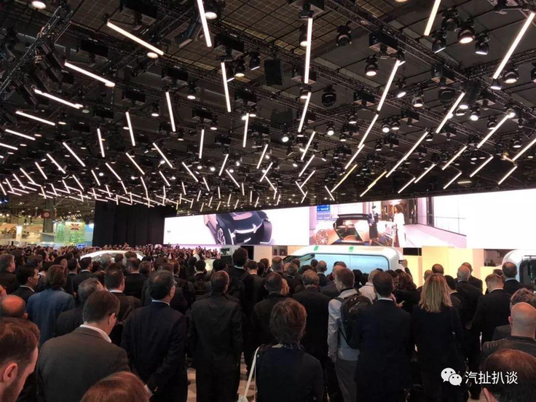 从巴黎车展发生的变化 看中国汽车市场的影响力