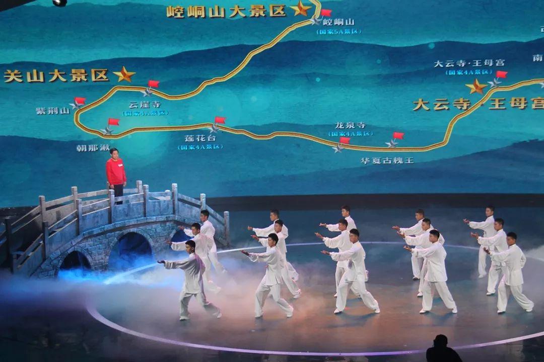 《魅力中国城》第二轮竞演平凉战队带妆彩排