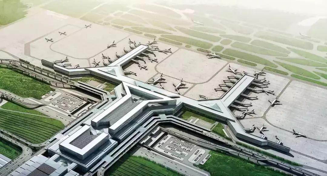 规划承载4900万吞吐量!南通将建上海第三机场?