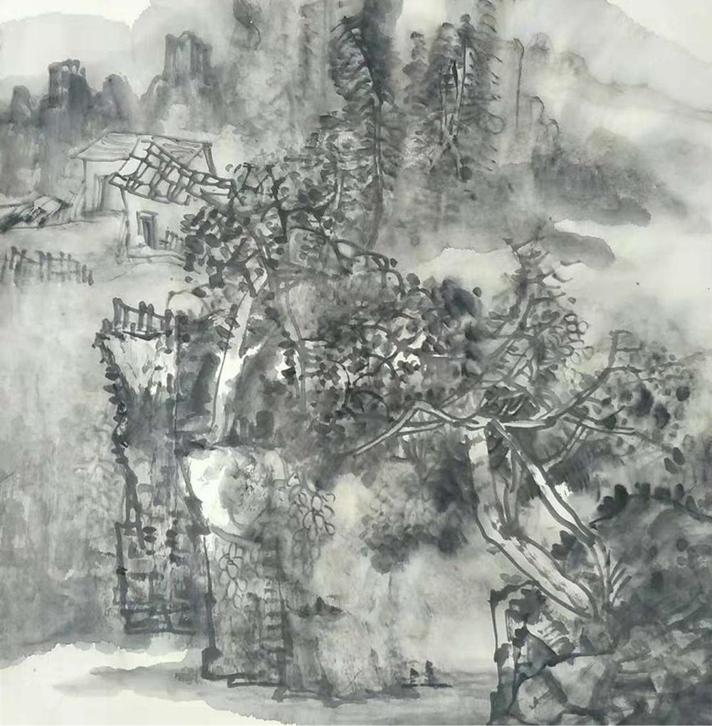 翰墨丹青:品读著名画家王习哲绘画艺术