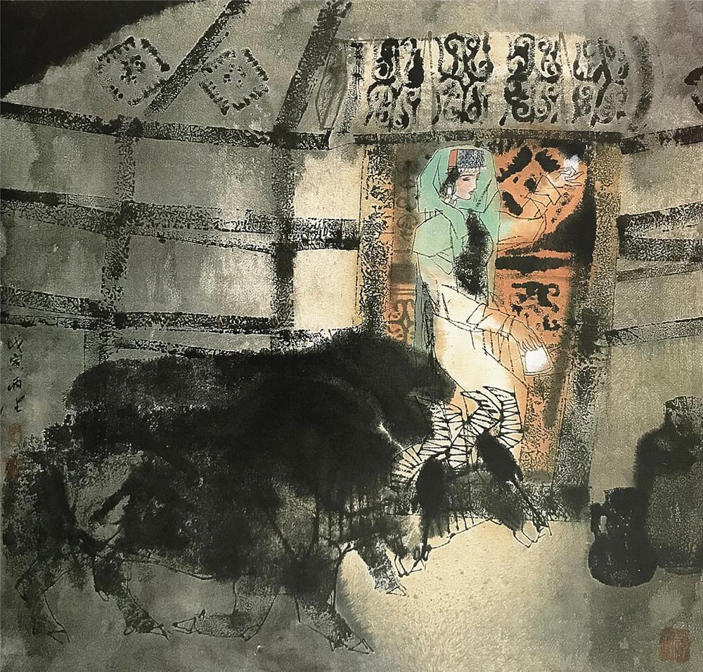 当代最具影响力的画家:马西光