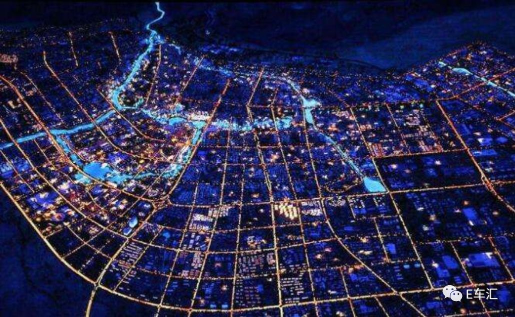 该如何打造一个数字汽车之城?-XI全网