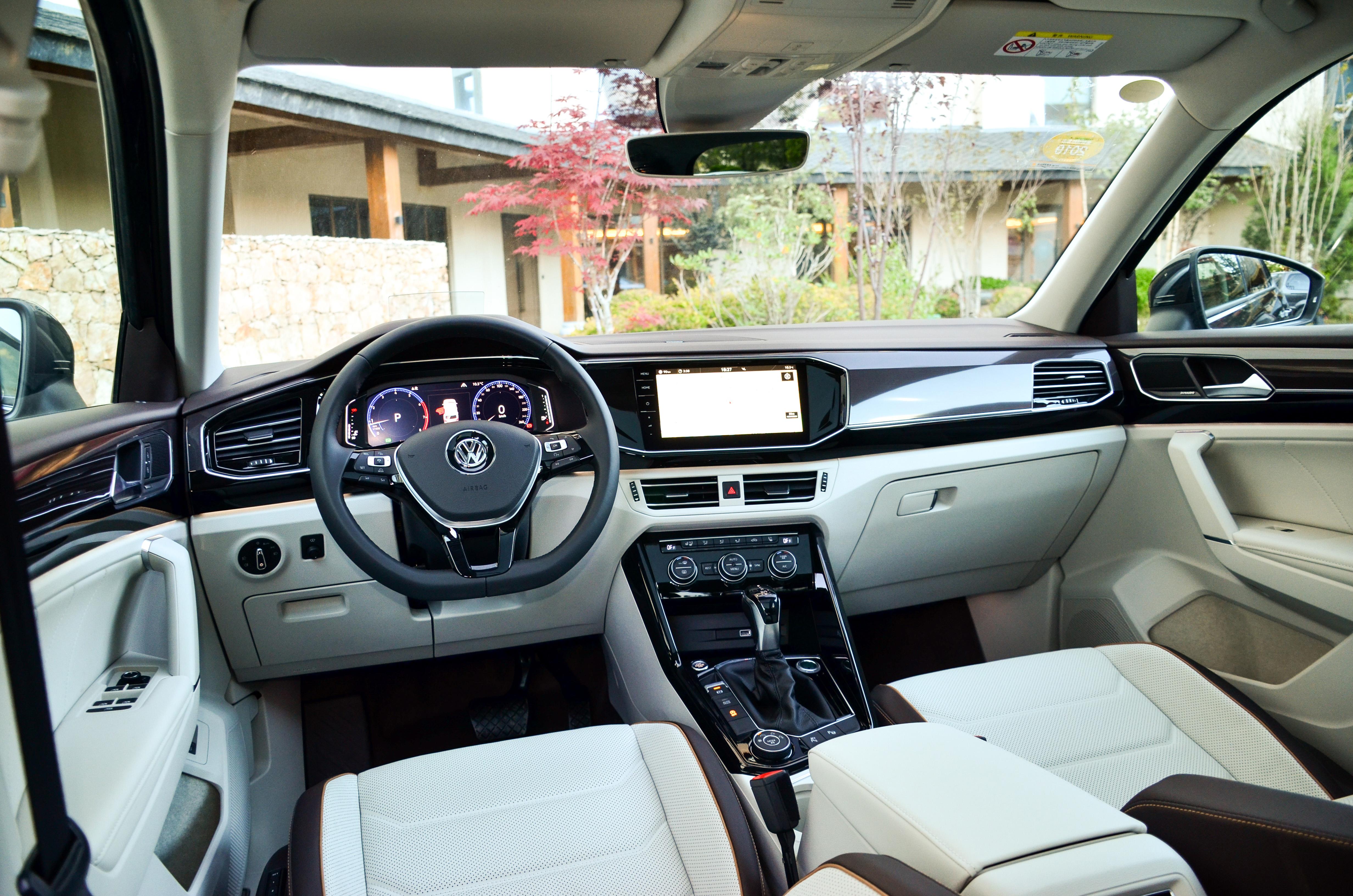 新车,一汽大众探岳上市,中型SUV