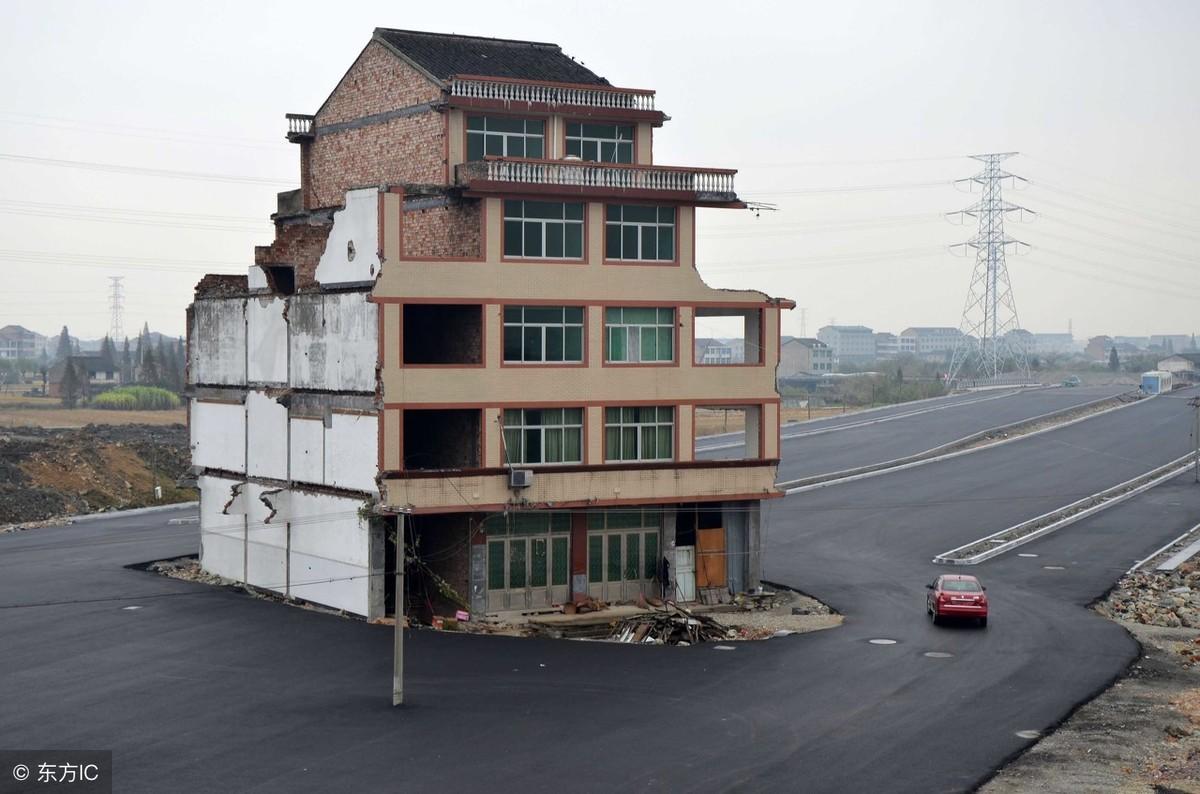 【违法建筑拆除】再不签字,就把你的证件撤销了,按照违法建筑拆除!