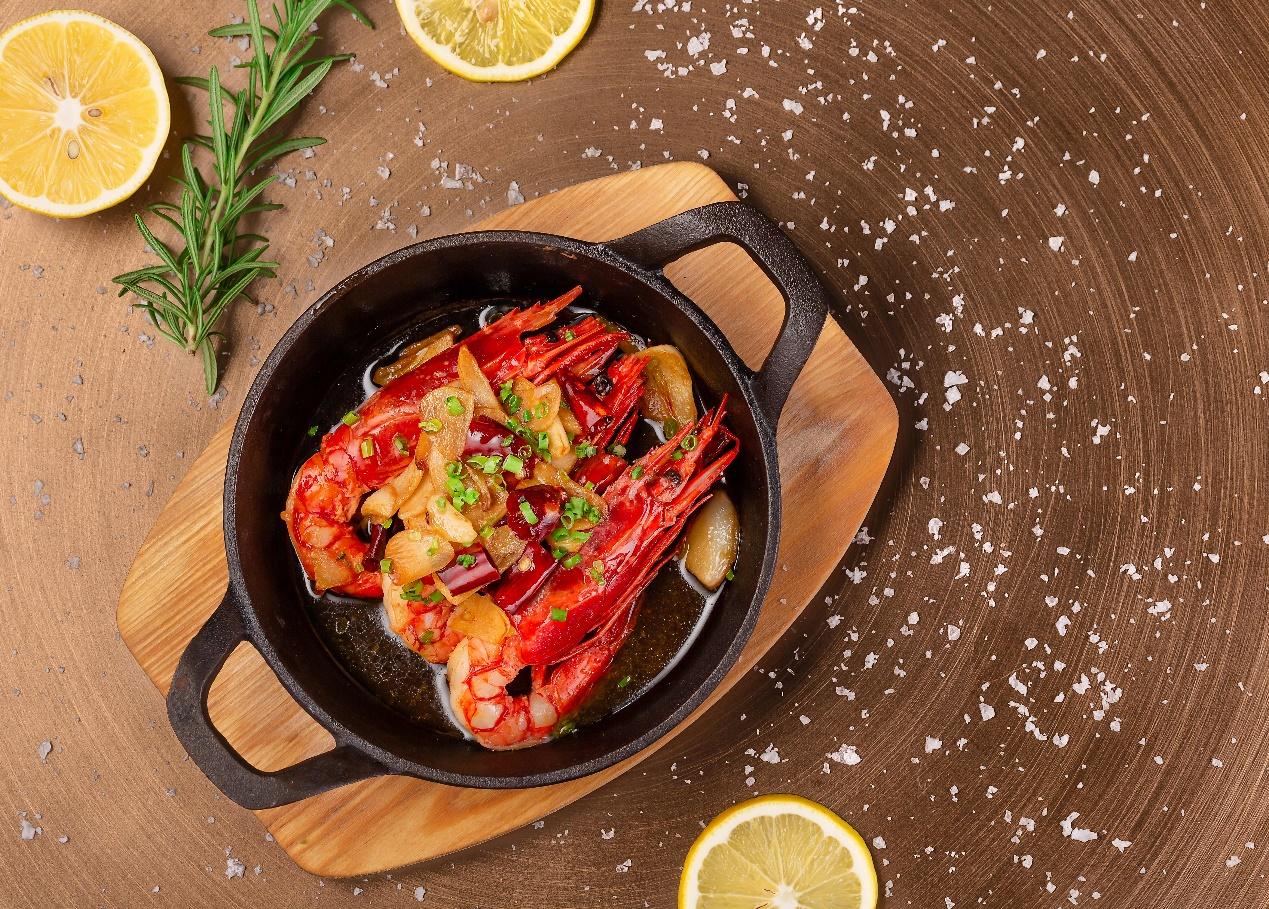 带着味蕾直航地中海,品味繁华都市里的异国风情