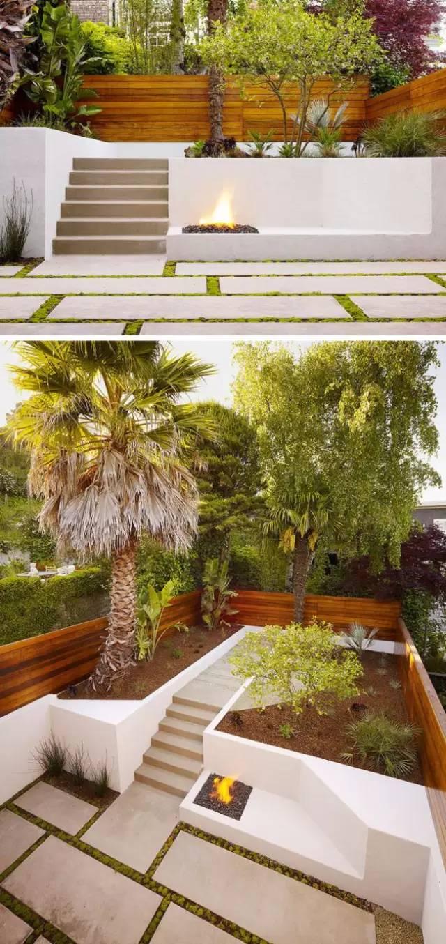 100套漂亮的院子设计,你钟意哪一款?
