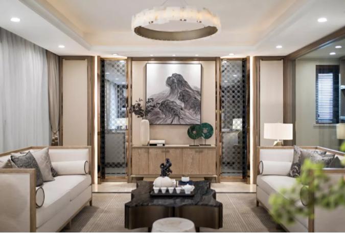 武汉新中式别墅装修风格