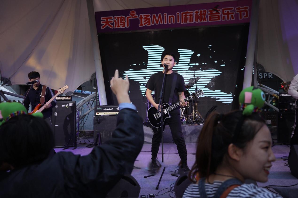 2018年MINI麻椒音乐节嗨翻邯郸 数千人万圣节共享狂欢