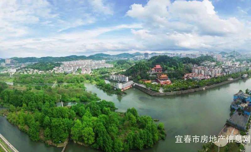 宜春高质量打造区域中心城市!