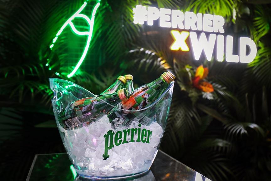 Perrier成为2018上海双年展官方合作伙伴