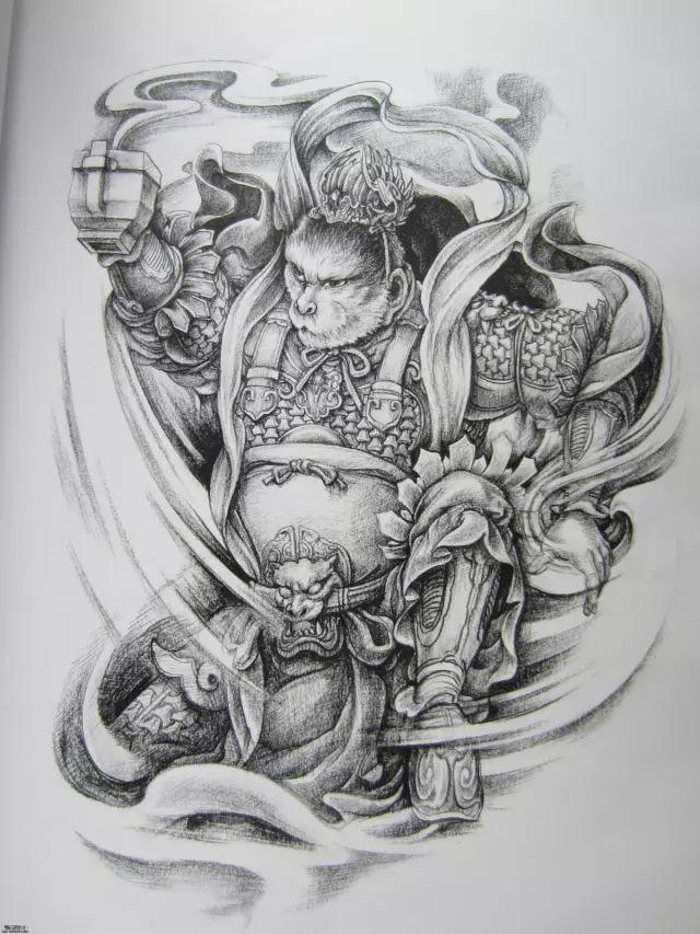 我是雕刻师,美女素描雕刻素材手稿(人物素描)
