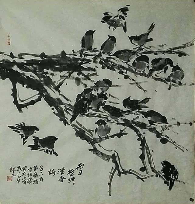 要把童心写丹青――访书画家李长生