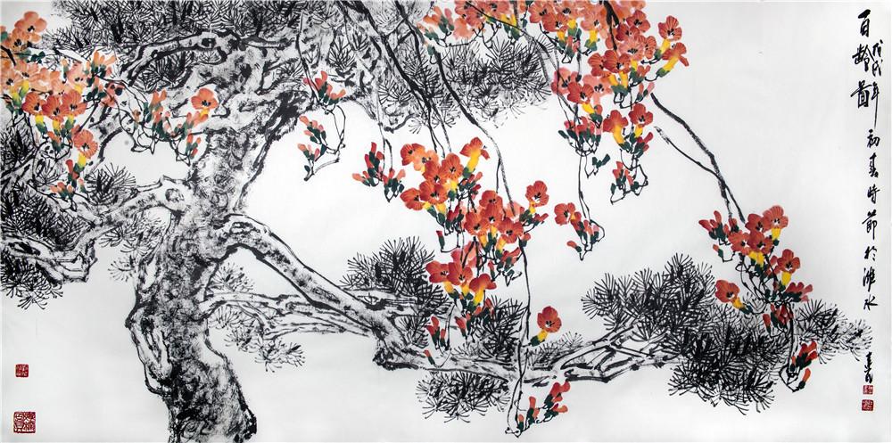名家风采:走进赵建民老师的艺术创作