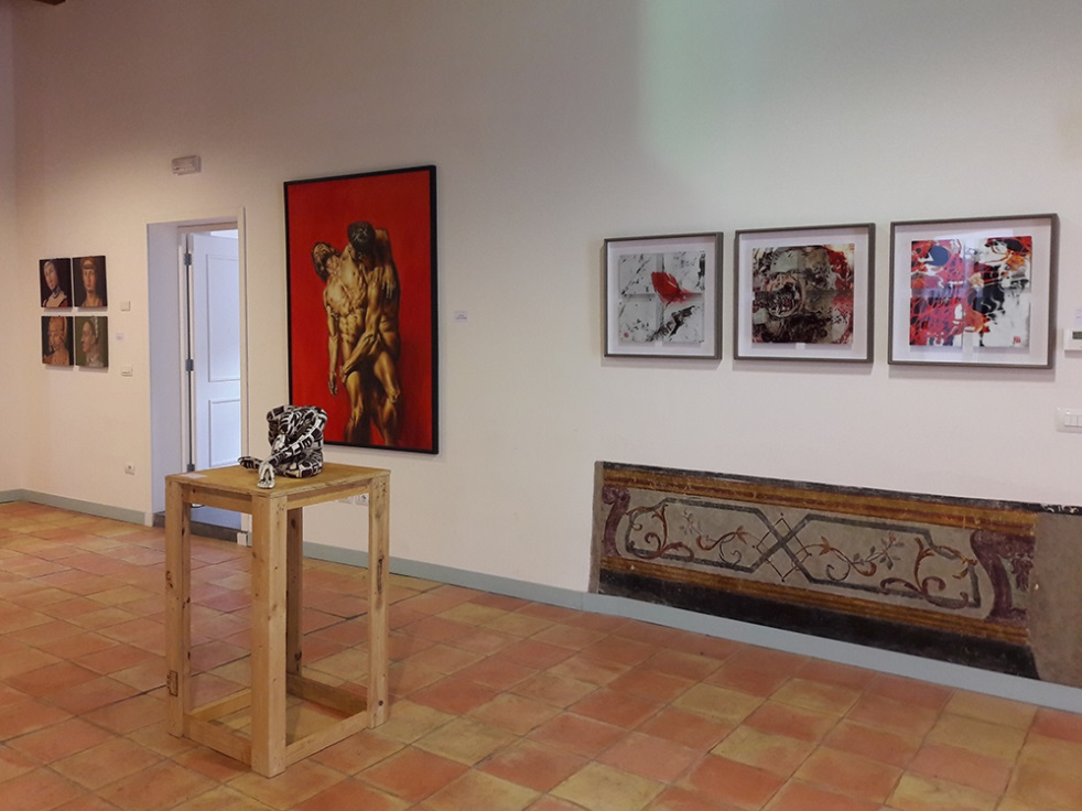 傅文俊受邀参加意大利萨莱诺当代艺术双年展