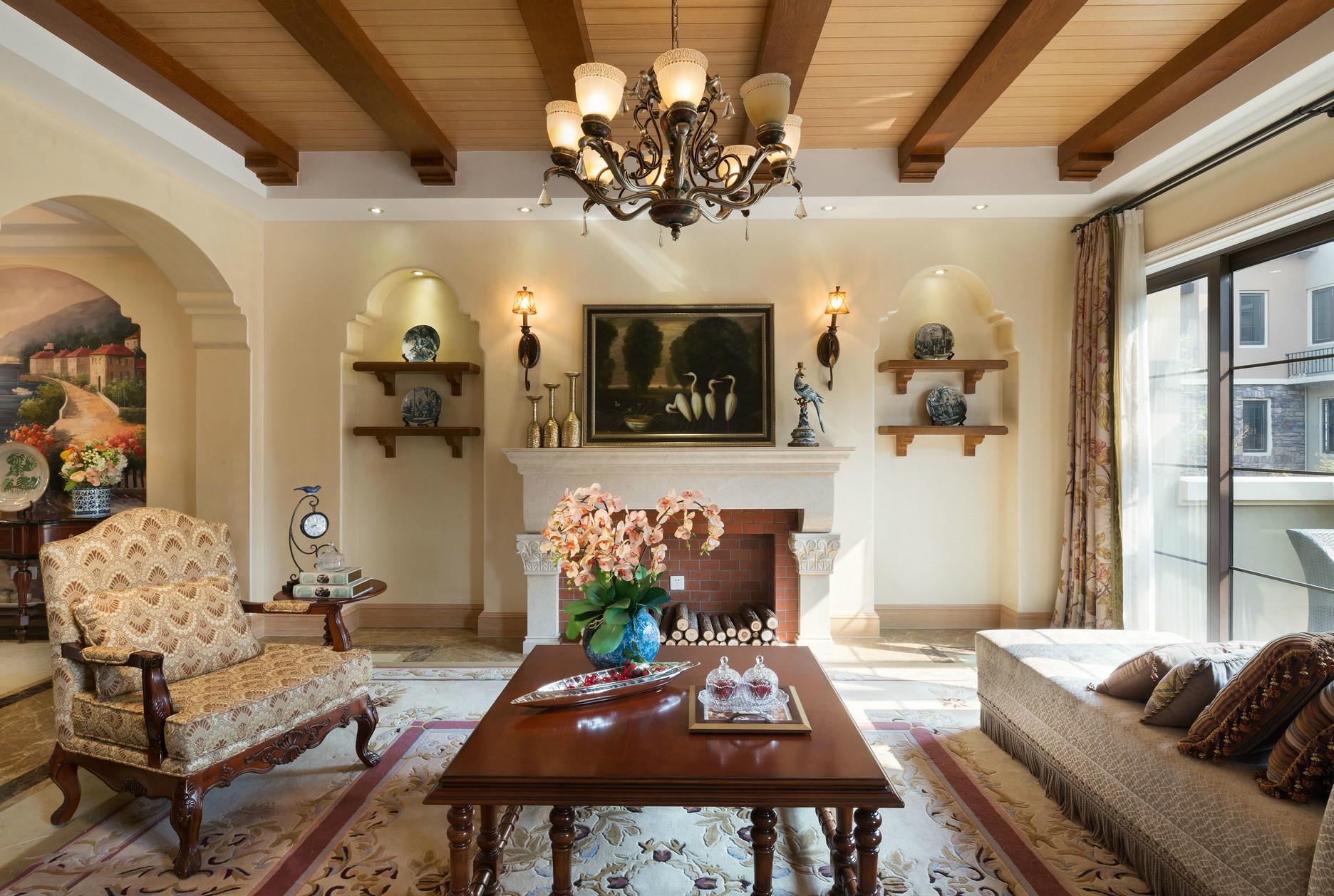 餐厅 实木型餐桌,餐桌上的绿色花瓶,整体给人一种清新浪漫的小情调。也在视觉上也保留了空间的简洁、完整。  主卧 主卧里面专门设置的小的衣帽间来提升空间品位,简约的布置及恰到好处的颜色搭配,让整个空间看起来非常清爽。  懒人沙发单人、榻榻米的窗户设计更是点睛之笔。