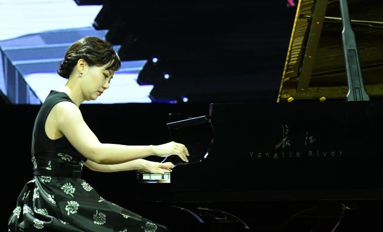 """上音""""致敬经典""""音乐会奏响长江钢琴音乐周"""