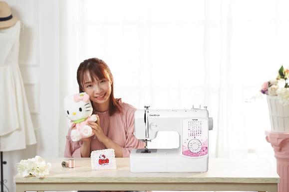 如沐春风般的清新和期待——Brother电动缝纫机TM27PK全新上市