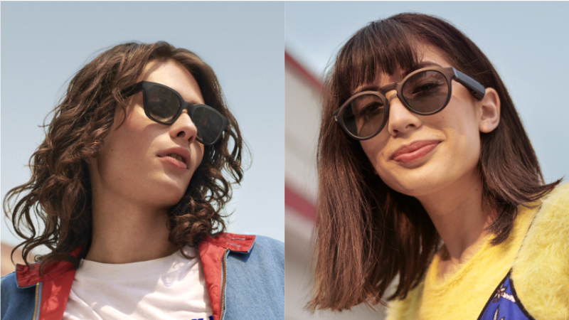 影/Bose 「只能聽不能看」的 AR 眼鏡 預計 2019 年 1 月上市售價 199 美元