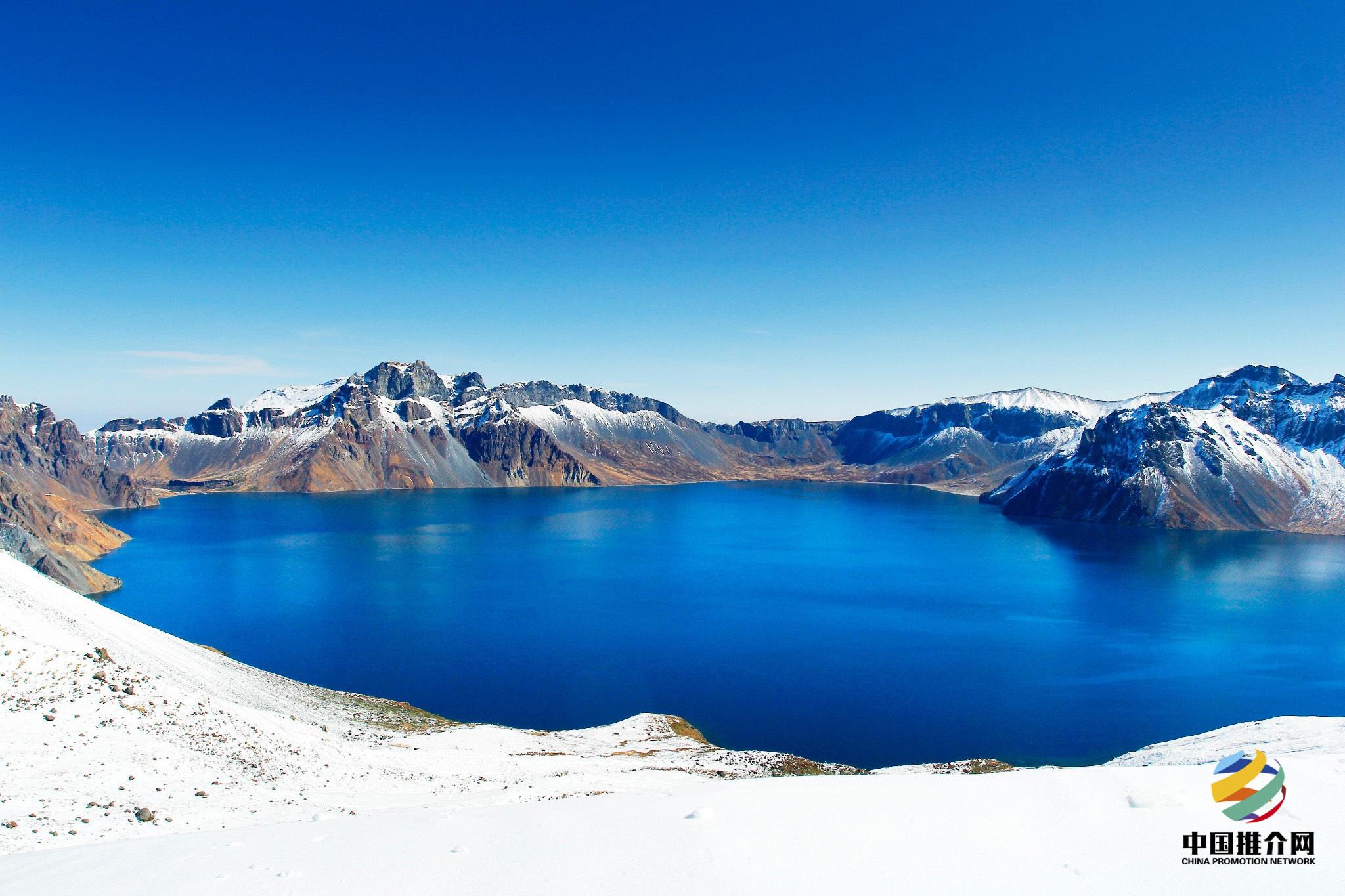长白山北景区,冬季的滑雪项目吸引了很多爱好者前来享乐.